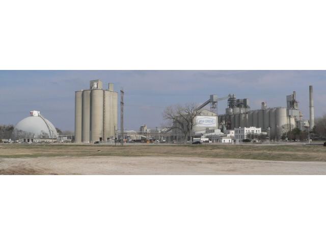 Ash Grove cement plant Louisville Nebraska 1 image