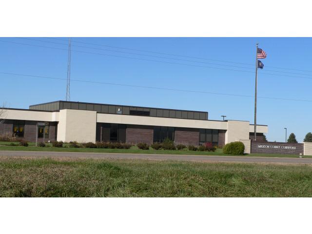 Madison County Courthouse 'Nebraska' 2 image