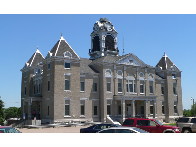 Nuckolls County Courthouse from NW 1 image