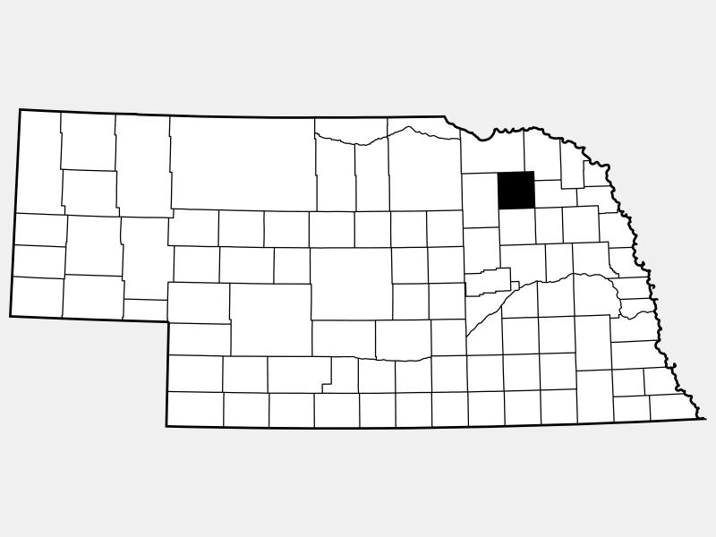 Pierce County location map
