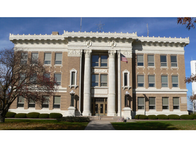 Polk County Courthouse 'Nebraska' 1 image