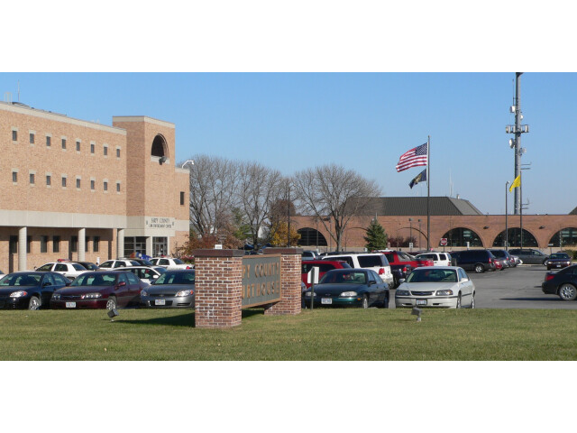 Sarpy County courthouse and jail 2 image