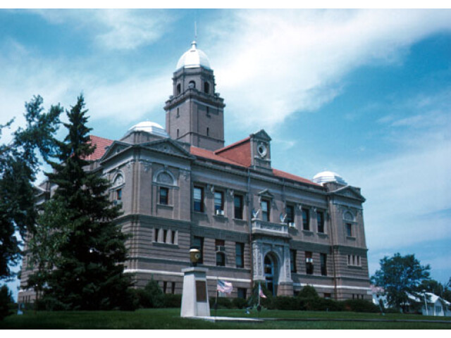 Saunders County Courthouse image