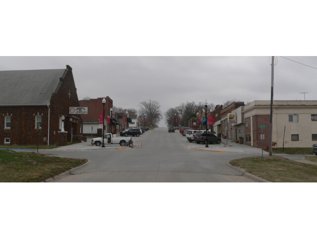 Springfield  Nebraska downtown 1 image