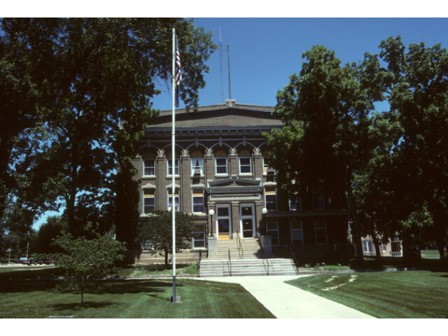 Webster County Courthouse  Red Cloud image