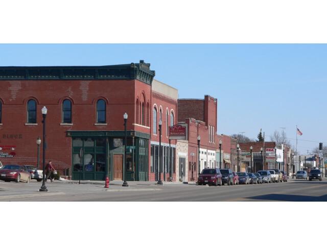 Wisner  Nebraska NE side of Avenue E image