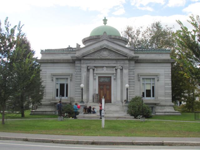 Shedd-Porter Memorial Library  Alstead NH image