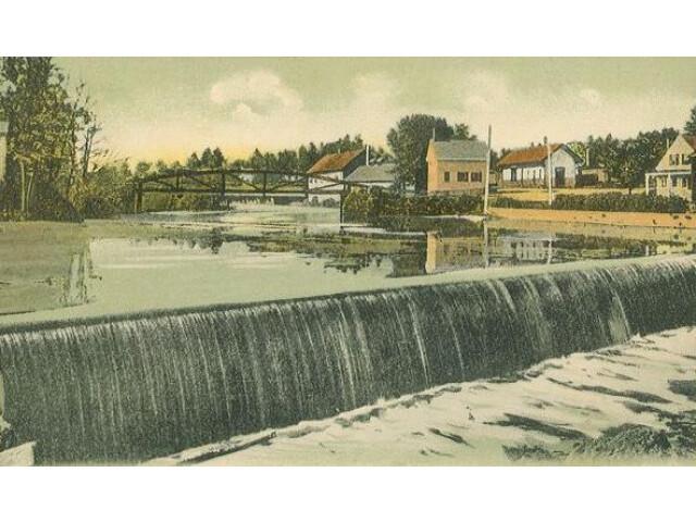 Contoocook River  Bennington  NH image
