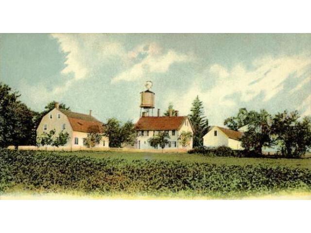 View of Canterbury Shaker Village image