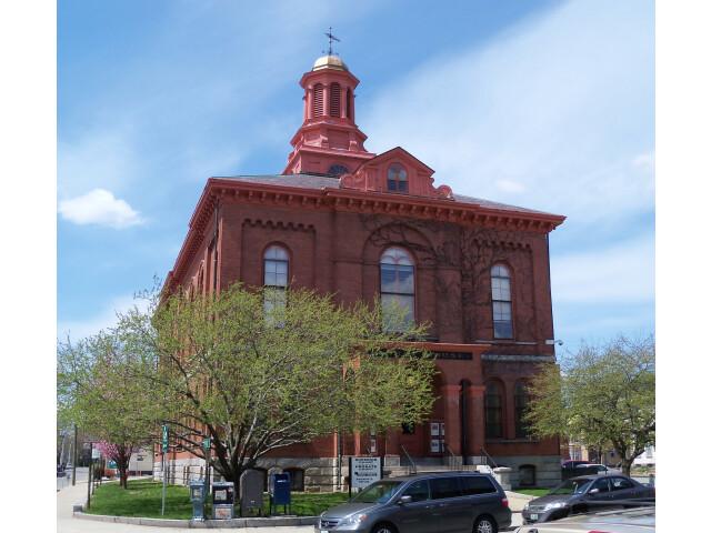 Cheshire County Courthouse Keene 5 image