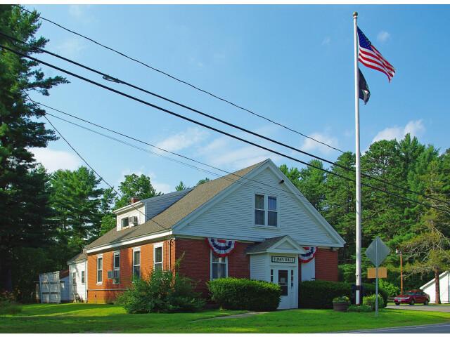 Town Hall Lee NH image