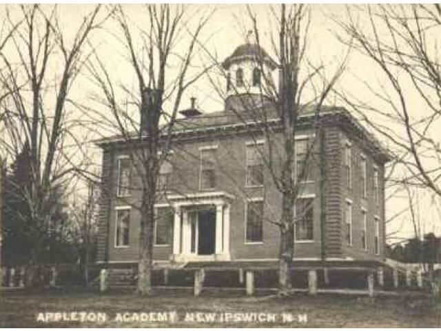 Appleton Academy  New Ipswich  NH image