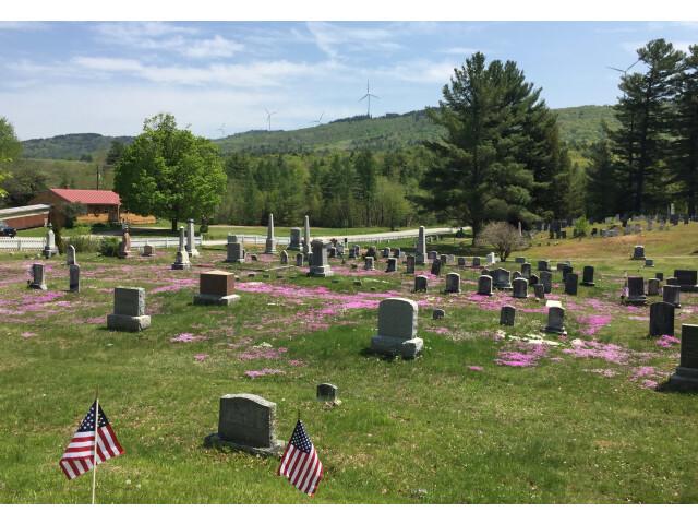 LempsterNHWindFarm Cemetery image