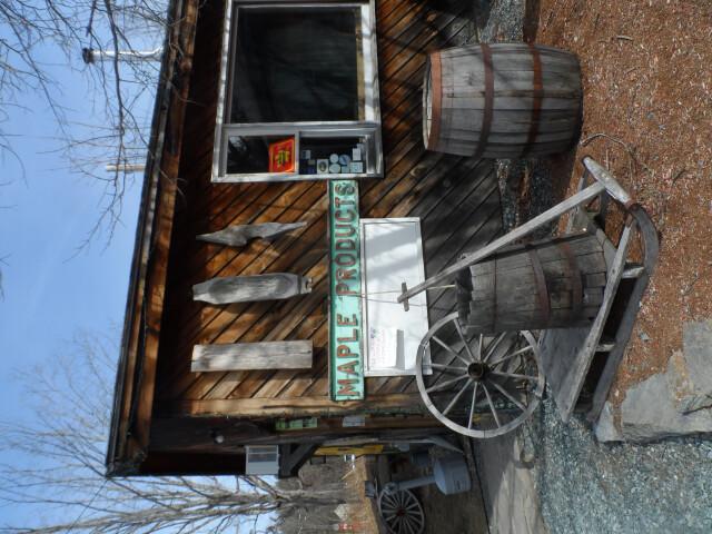 Sugar Shack in New Hampshire image