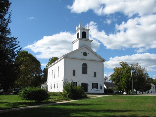 Baptist Church  West Swanzey NH image