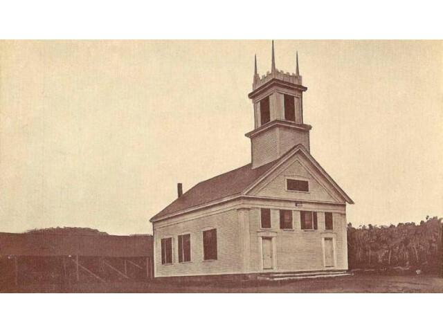 Union Church  East Westmoreland  NH image
