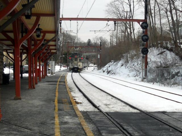 Bernardsville Station NJ image