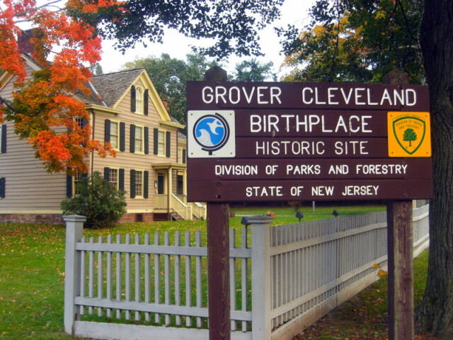 Cleveland Birthplace in Caldwell Borough image