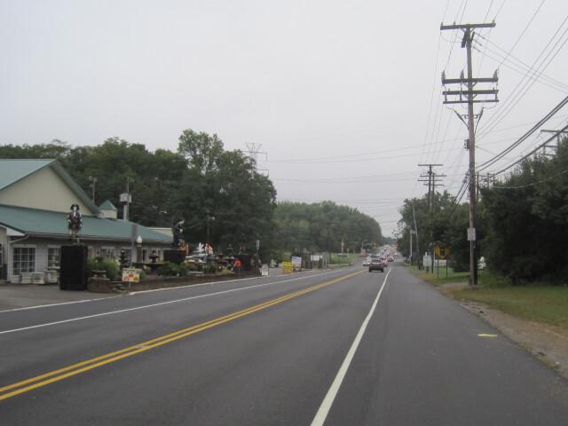 Colts Neck  NJ 'NJ 34 approaching CR 537' image