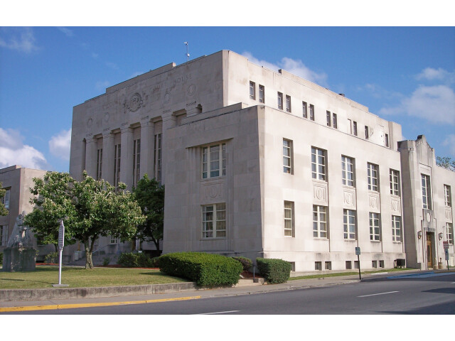 Mercer County Courthouse West Virginia image