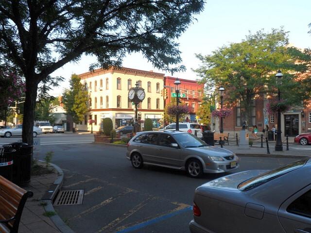Downtown Madison NJ image