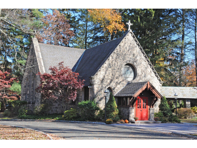 CHURCH OF THE HOLY COMMUNION  NORWOOD  BERGEN COUNTY NJ image