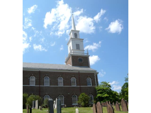 1st Church of Orange 1719 Presb jeh image