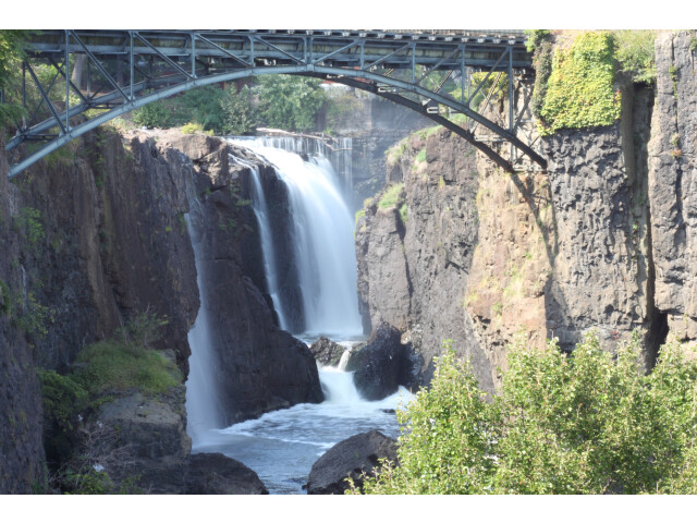 Geat Falls-2 - Passaic River at Patterson NJ image