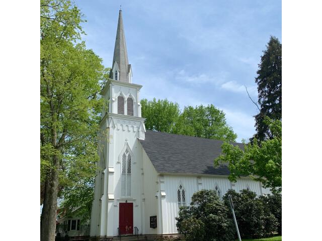 91 Washington Street  Rocky Hill  NJ - historic Dutch Reformed Church image