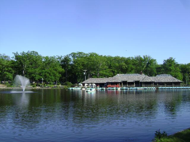 Verona Park Boasthouse image