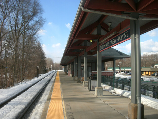 Mountain View Station image