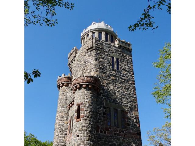 Lambert Tower  Garret Mountain Reservation  NJ - dome image