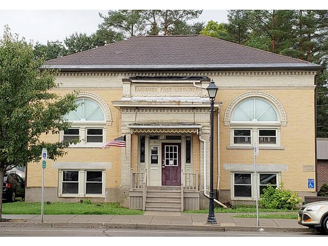 Carnegie Library  Andover NY image