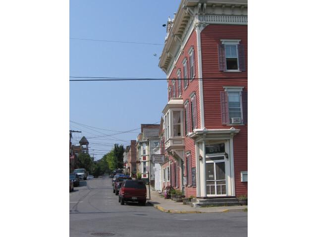 Athens Street Scene image