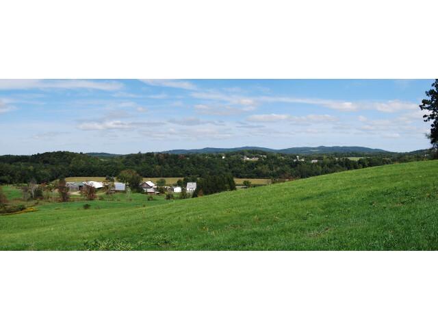 Brunswick Skyline Panorama image