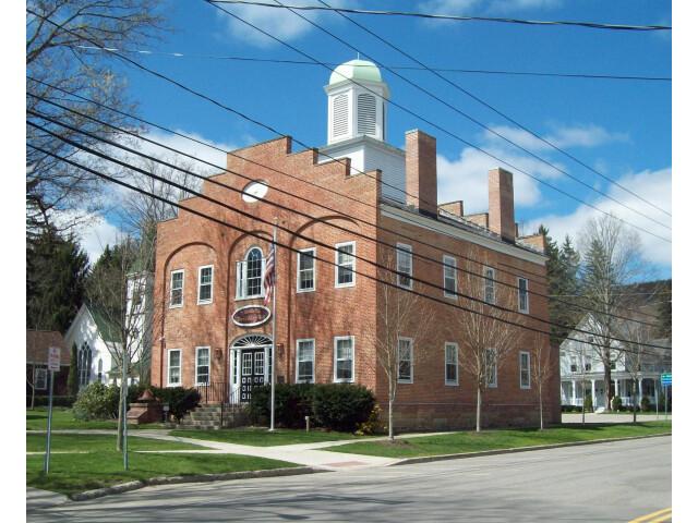 Ellicottville Town Hall Jun 09 image