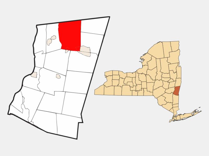 Chatham locator map