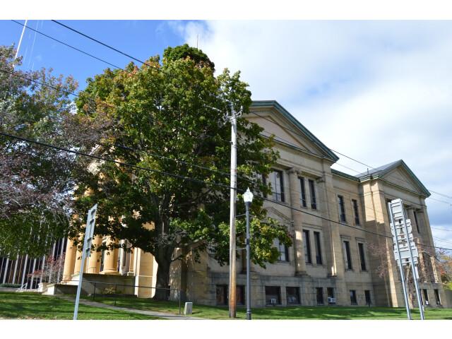 Chautauqua County Courthouse  Mayville image
