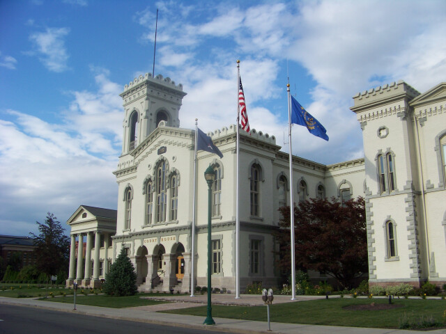 Chemung County Courthouse image