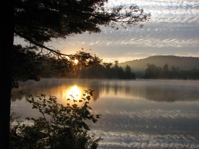 Cranberry Lake  Black Duck Hole  Wanakena  NY image