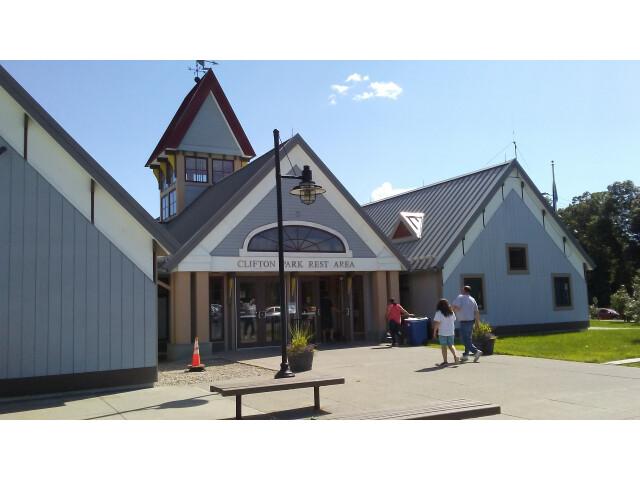 Clifton Park Rest Area image