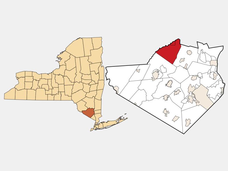 Crawford locator map