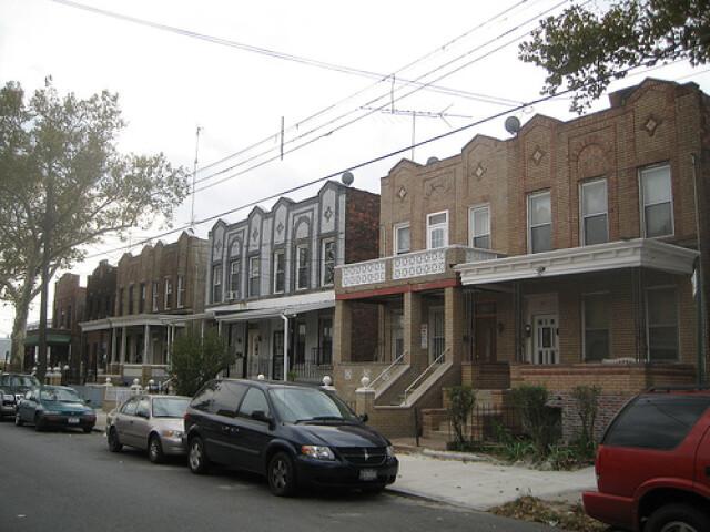 East New York image