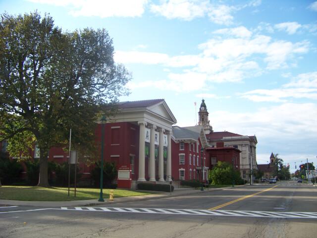 Elmira Civic Historic District image