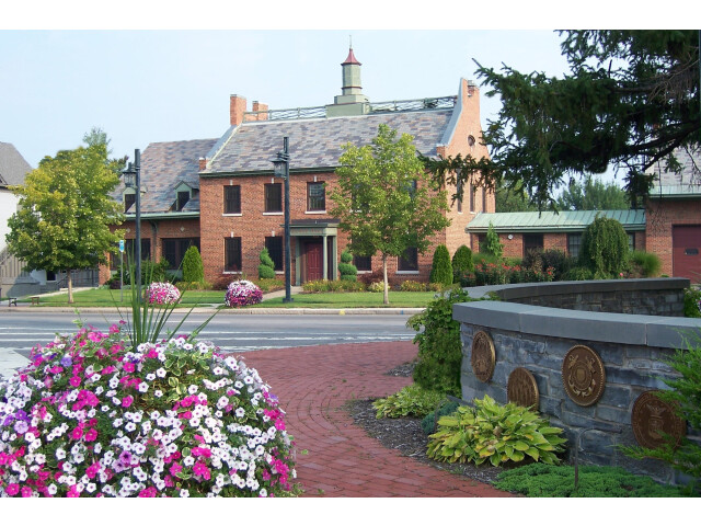 Fayetteville village hall image