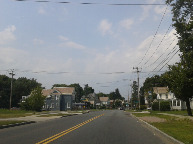 Houses in Fort Edward  New York image
