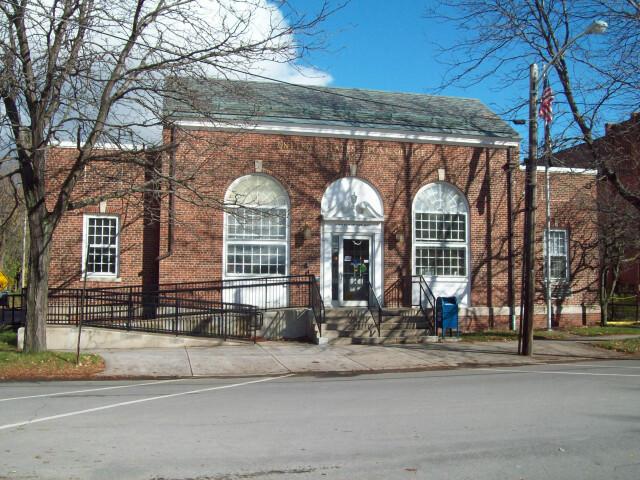 US Post Office%E2%80%94Fredonia NY Nov 10 image