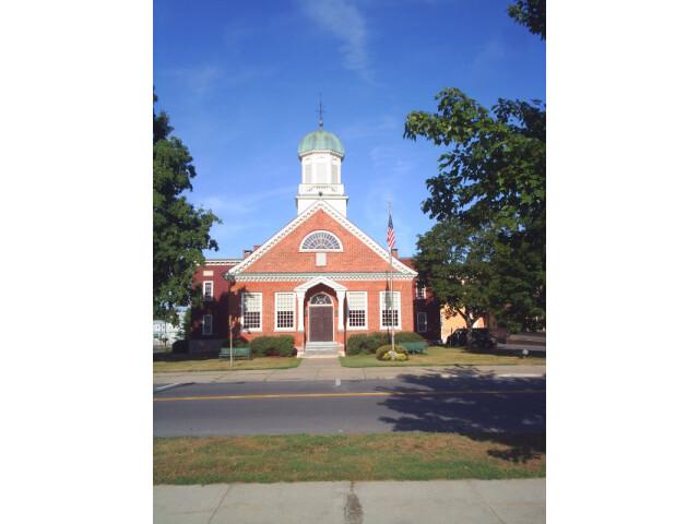 Fulton County Courthouse Aug 05 image