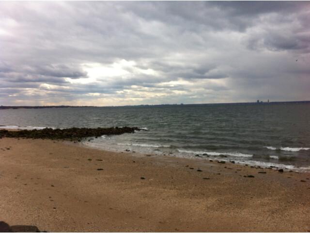 Glen Cove NY Beach image