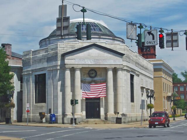 Chamber of Commerce Building  Main Street  Gloversville-00 image